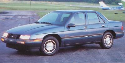 Chevrolet Corsica 1987 - 1996 Sedan #8
