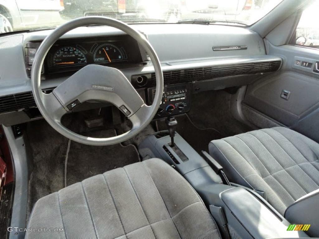 Chevrolet Corsica 1987 - 1996 Sedan #7