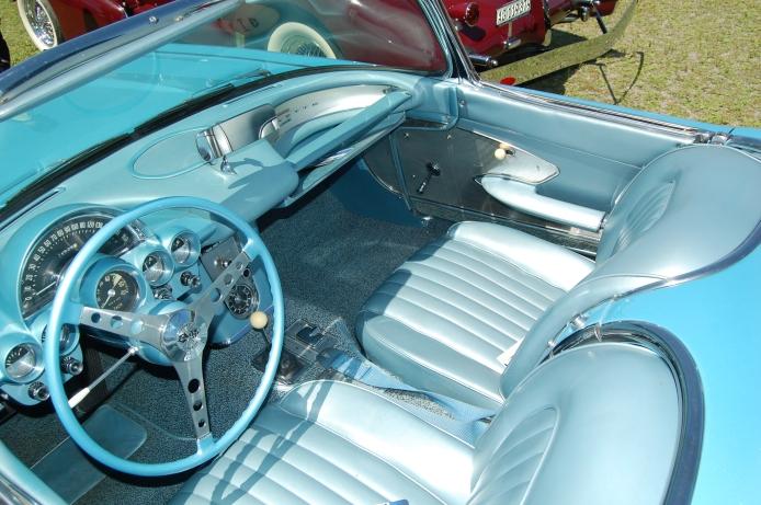 Chevrolet Corvette C1 1953 - 1962 Cabriolet #4