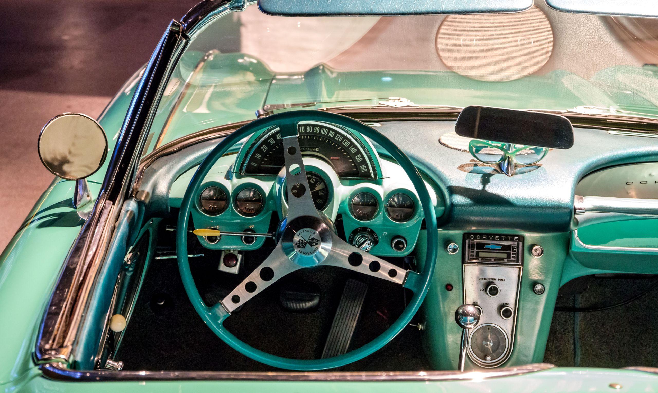 Chevrolet Corvette C1 1953 - 1962 Coupe #1