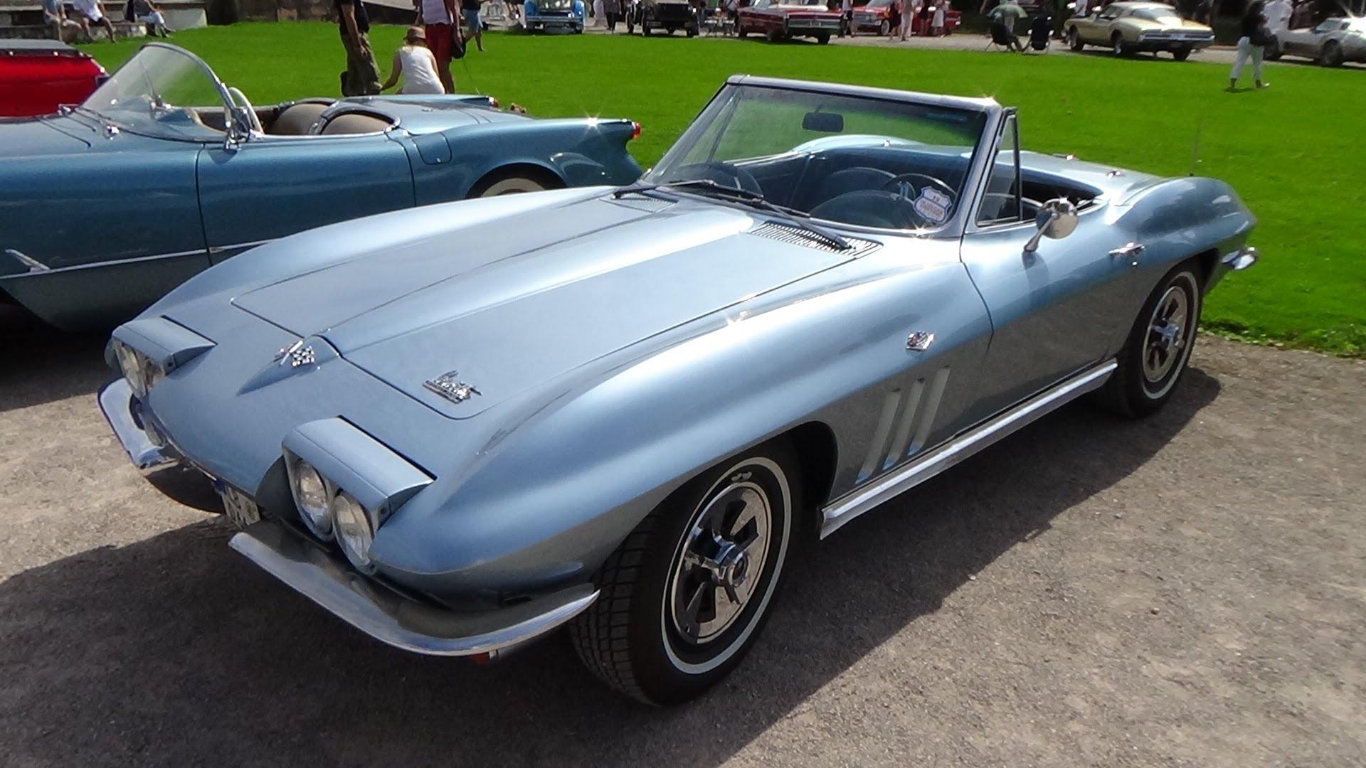 Chevrolet Corvette C2 1962 - 1967 Coupe #8