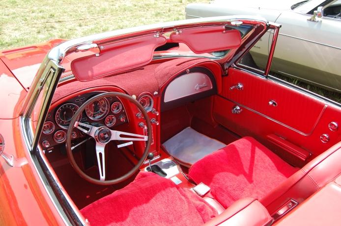 Chevrolet Corvette C2 1962 - 1967 Coupe #5
