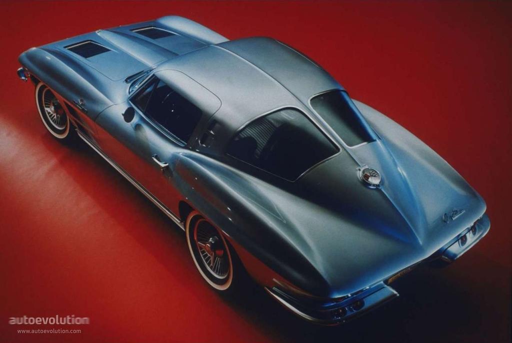 Chevrolet Corvette C2 1962 - 1967 Coupe #6