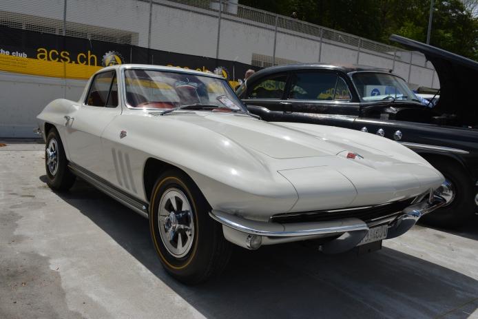 Chevrolet Corvette C2 1962 - 1967 Coupe #4