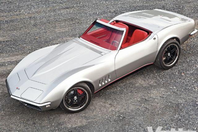 Chevrolet Corvette C3 1968 - 1982 Cabriolet #6