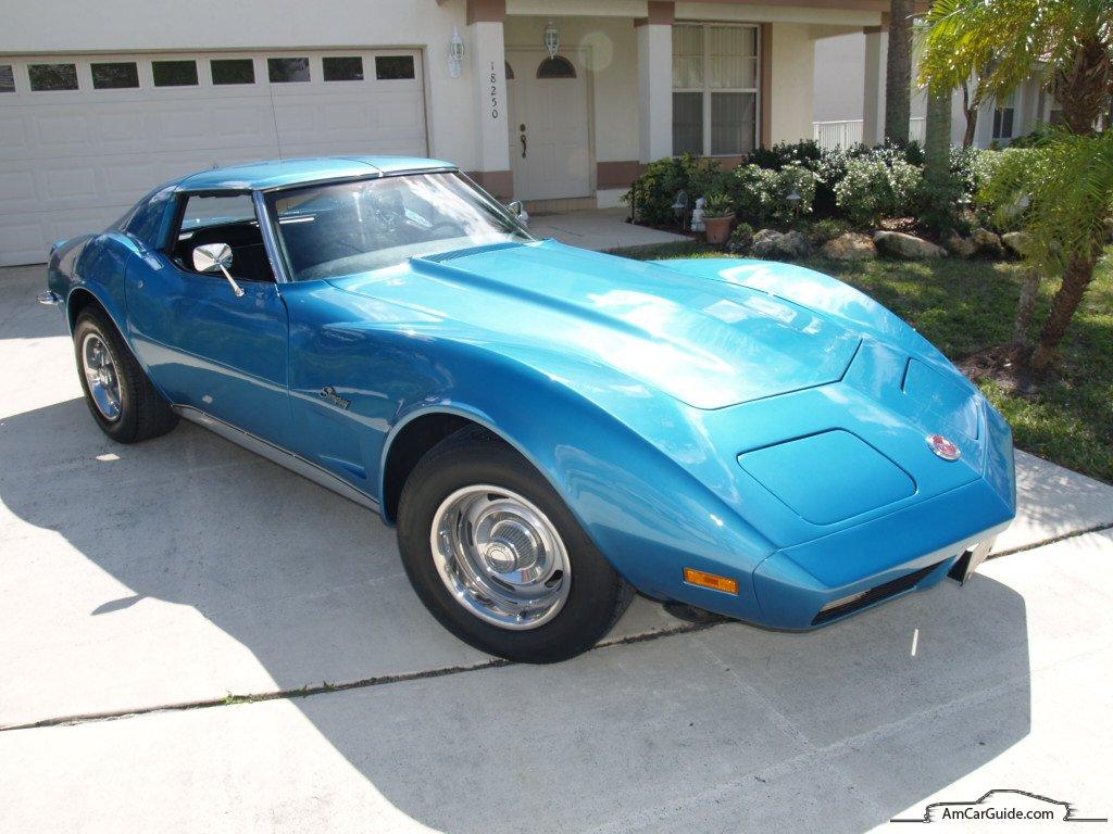 Chevrolet Corvette C3 1968 - 1982 Coupe #5
