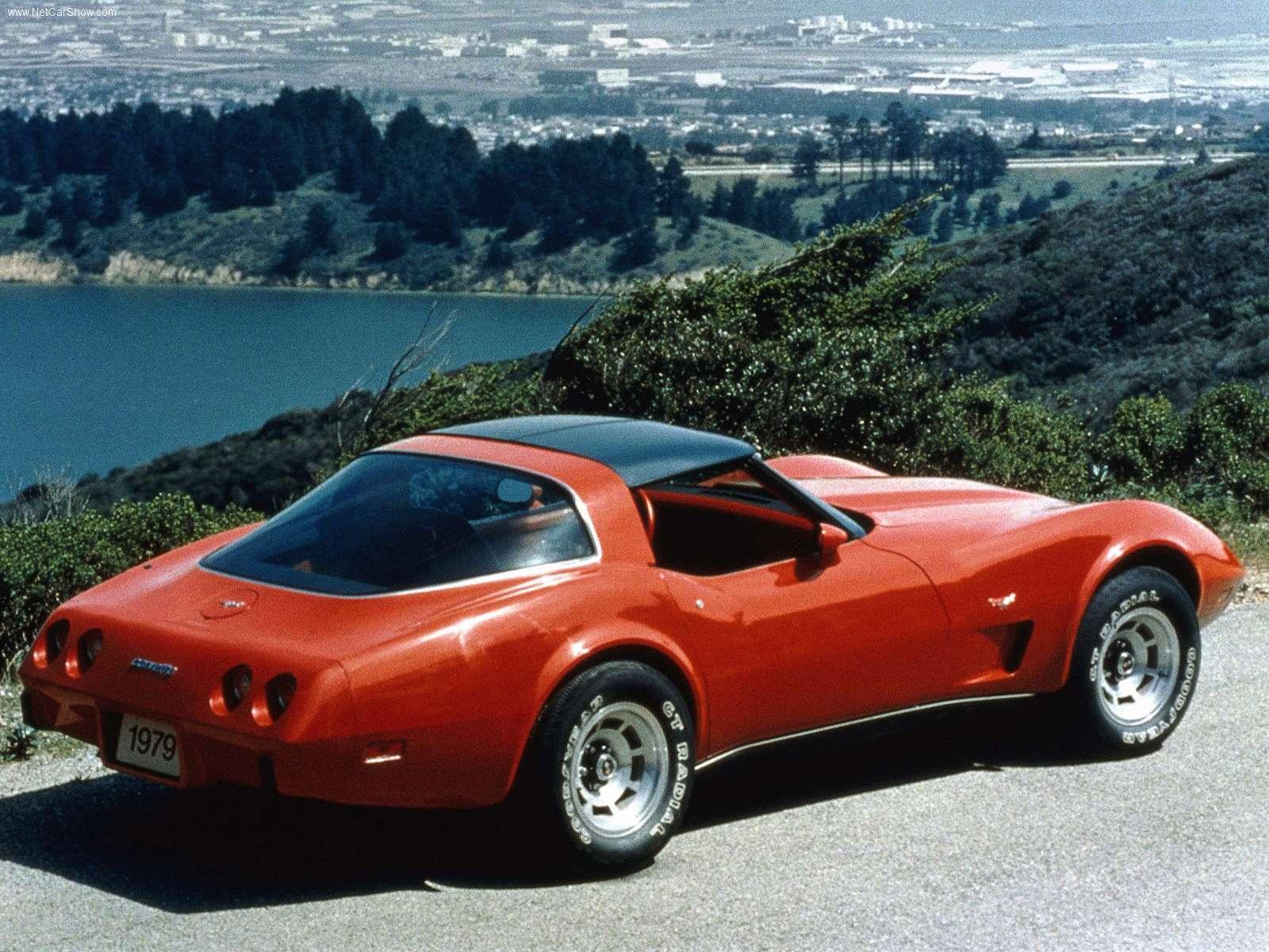 Chevrolet Corvette C3 1968 - 1982 Coupe #6