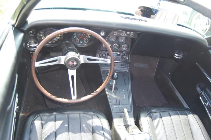 Chevrolet Corvette C3 1968 - 1982 Coupe #2