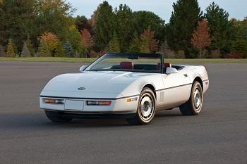 Chevrolet Corvette C4 1983 - 1996 Cabriolet #6