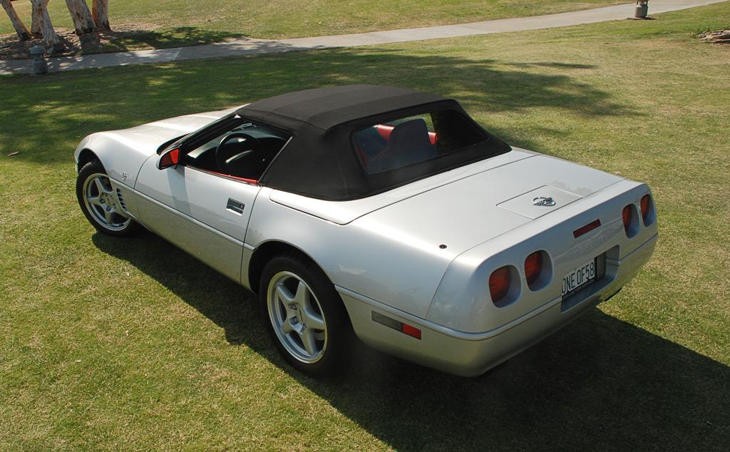 Chevrolet Corvette C4 1983 - 1996 Cabriolet #5