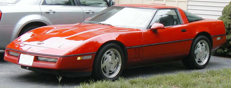 Chevrolet Corvette C4 1983 - 1996 Cabriolet #7
