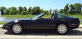 Chevrolet Corvette C4 1983 - 1996 Cabriolet #8