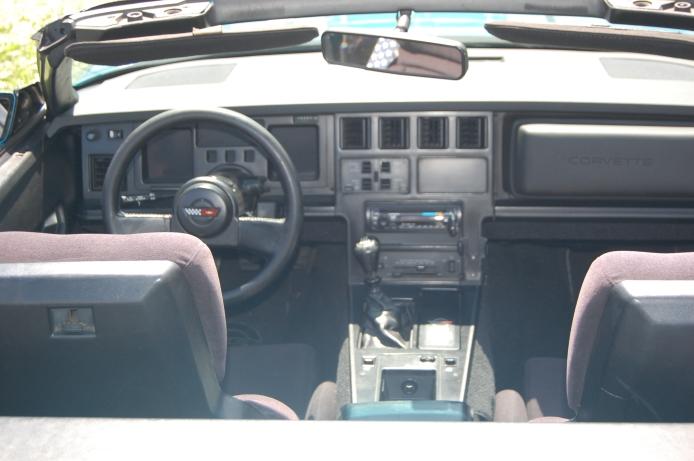 Chevrolet Corvette C4 1983 - 1996 Cabriolet #3