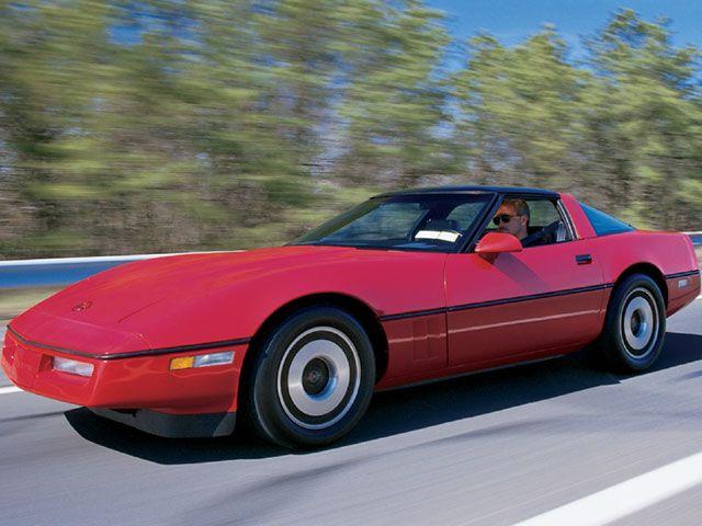 Chevrolet Corvette C4 1983 - 1996 Coupe #6