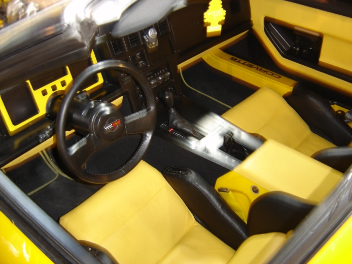 Chevrolet Corvette C4 1983 - 1996 Coupe #1