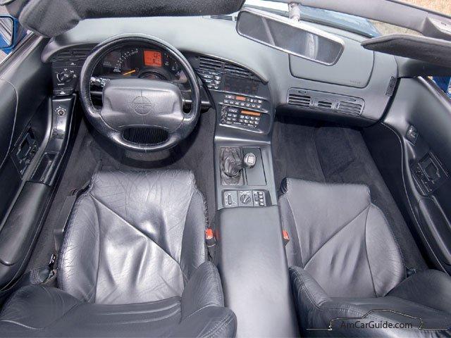 Chevrolet Corvette C4 1983 - 1996 Coupe #3