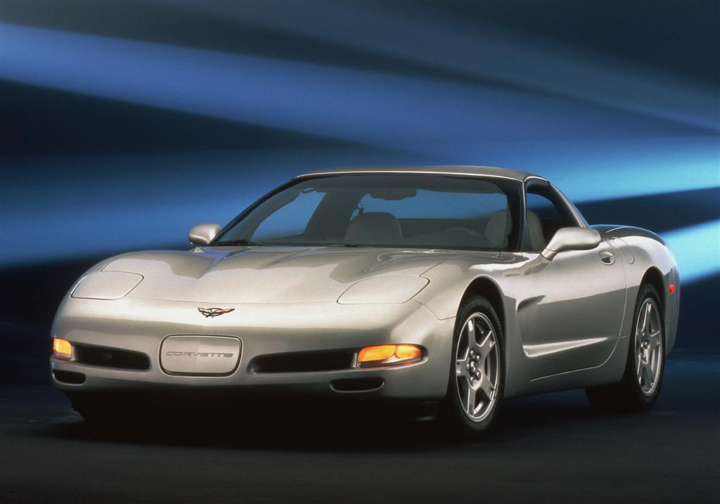 Chevrolet Corvette C5 1997 - 2004 Roadster #6