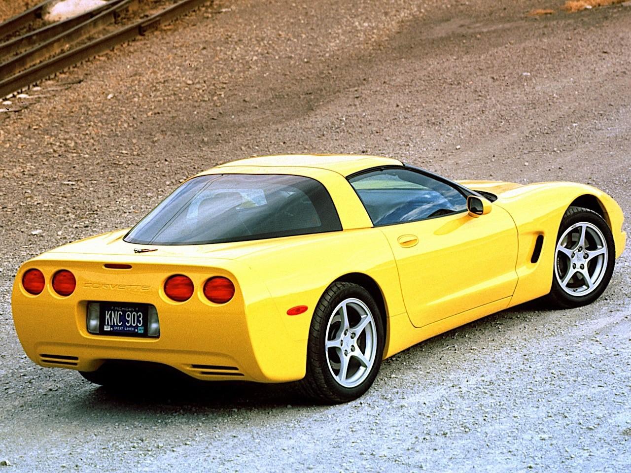 Chevrolet Corvette C5 1997 - 2004 Roadster #2