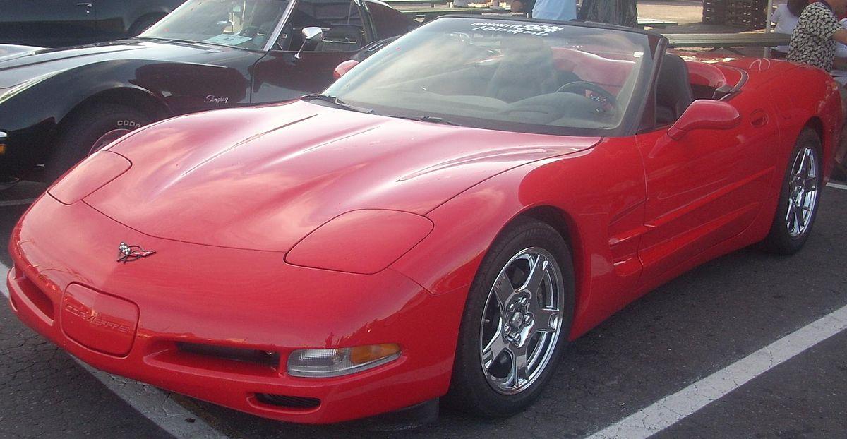 Chevrolet Corvette C5 1997 - 2004 Roadster #8
