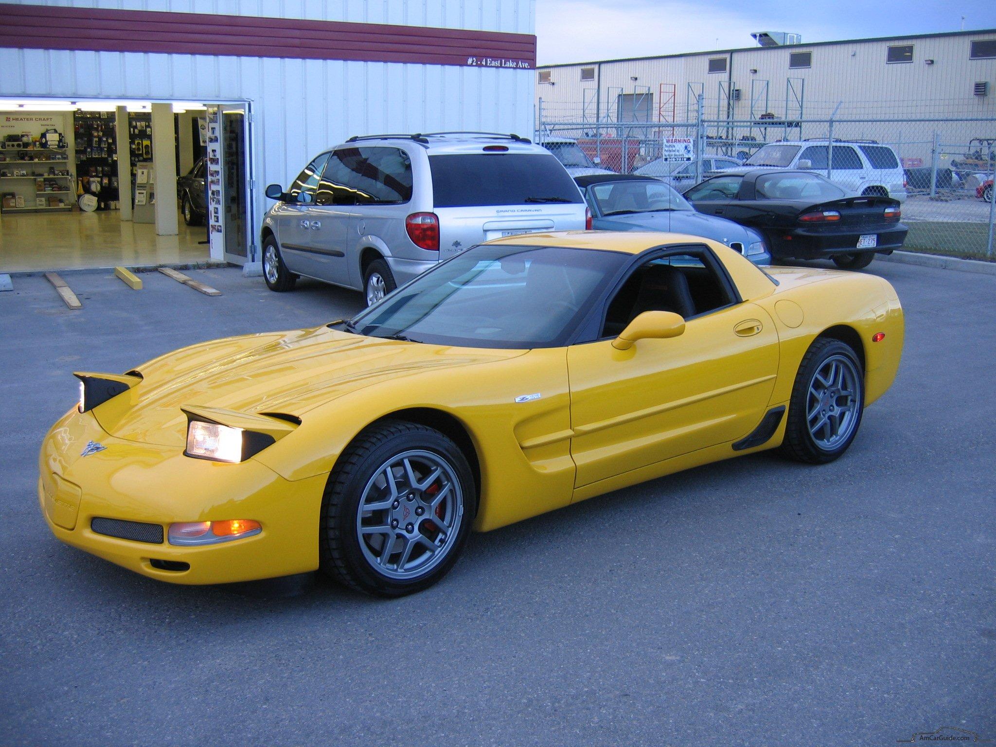 Chevrolet Corvette C5 1997 - 2004 Roadster #3
