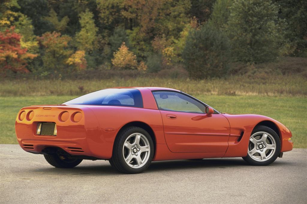 Chevrolet Corvette C5 1997 - 2004 Roadster #1