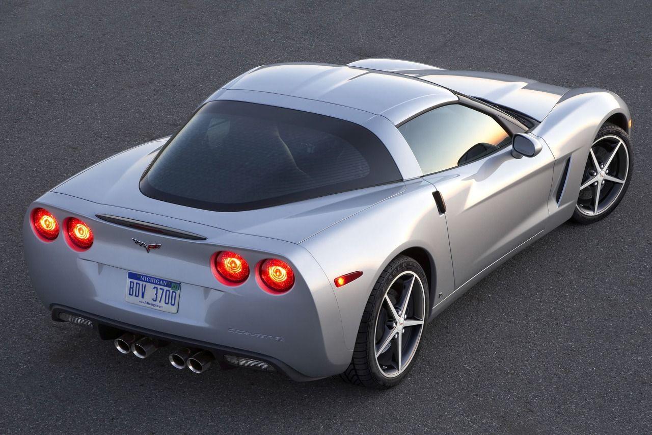 Chevrolet Corvette C6 2004 - 2013 Coupe #3