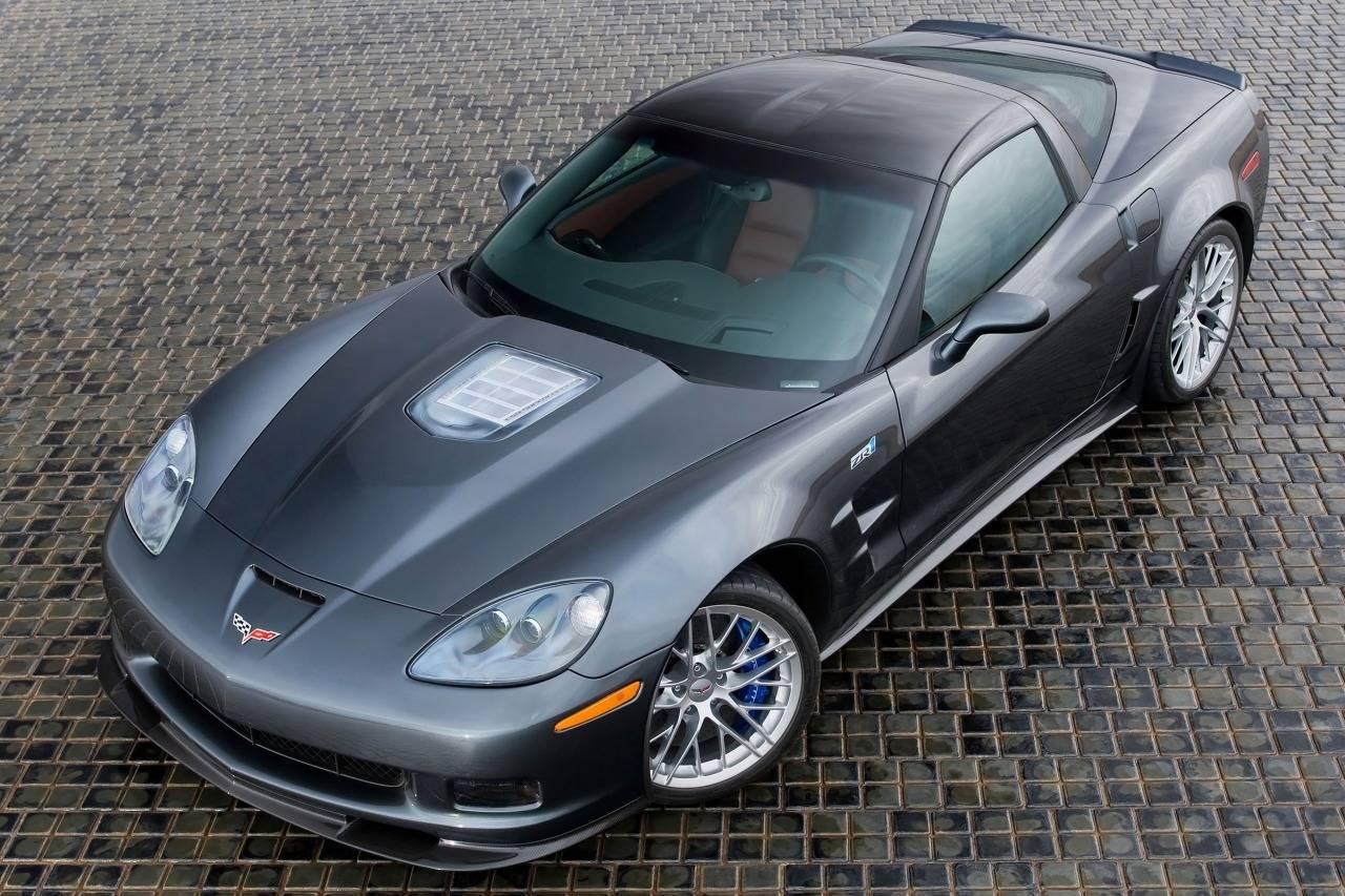 Chevrolet Corvette C6 2004 - 2013 Coupe #5