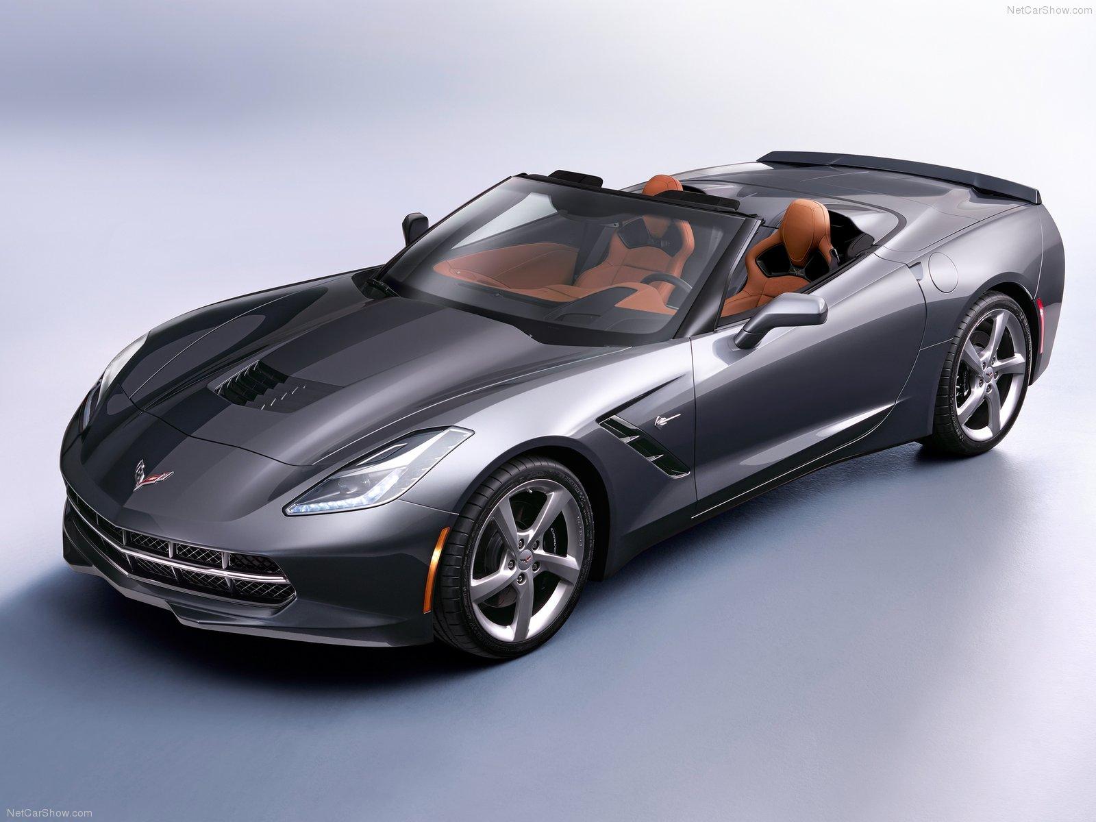 Chevrolet Corvette C7 2014 - now Cabriolet #1
