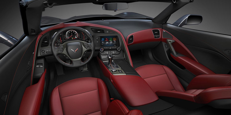 Chevrolet Corvette C7 2014 - now Cabriolet #4