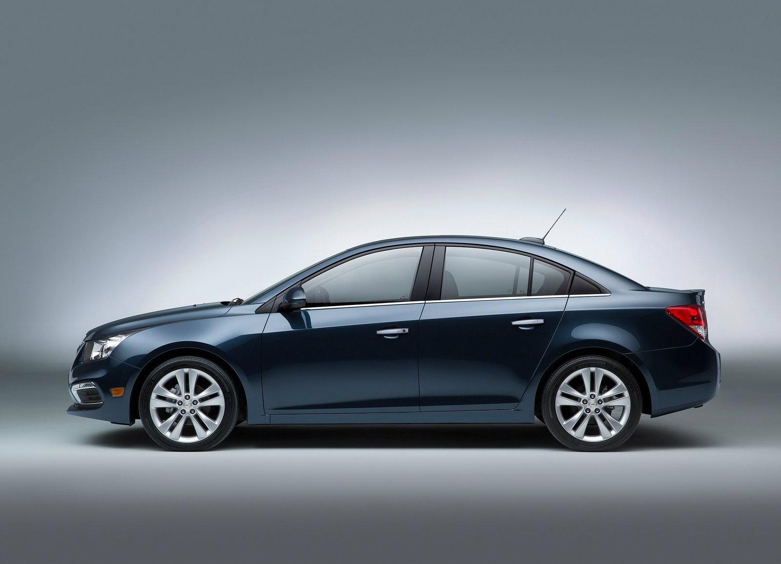 Chevrolet Cruze I Restyling 2012 - 2015 Station wagon 5 door #6