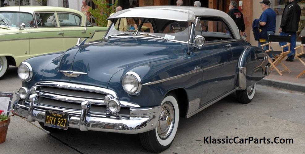 Chevrolet Deluxe II 1949 - 1952 Sedan #1