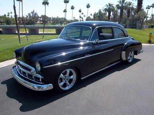 Chevrolet Deluxe II 1949 - 1952 Sedan 2 door #2