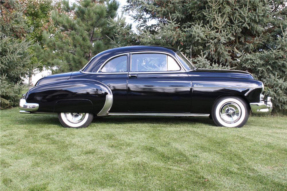 Chevrolet Deluxe II 1949 - 1952 Sedan 2 door #7