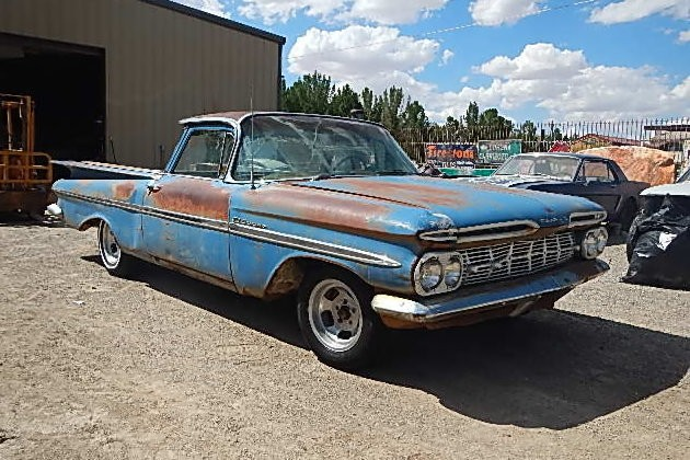 Chevrolet El Camino I 1959 - 1960 Pickup #6