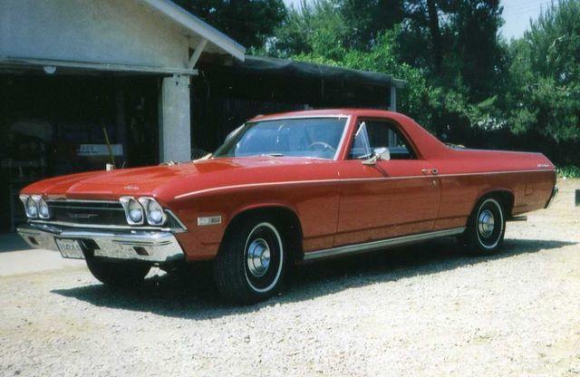 Chevrolet El Camino IV 1973 - 1977 Pickup #1