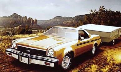 Chevrolet El Camino IV 1973 - 1977 Pickup #5