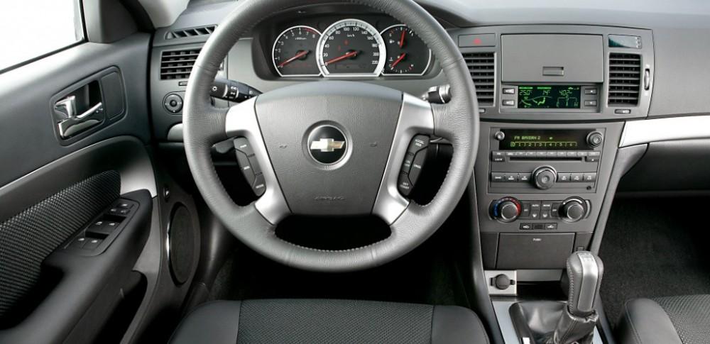 Chevrolet Epica I 2006 - 2010 Sedan #5