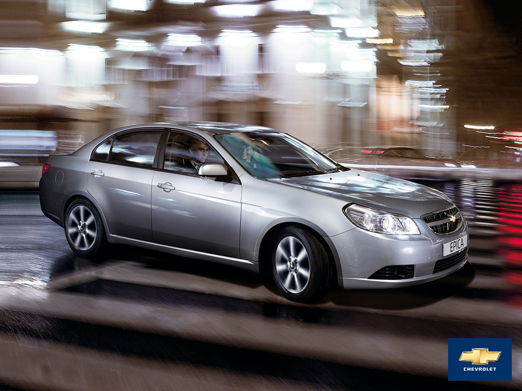 Chevrolet Epica I Restyling 2010 - 2012 Sedan #4