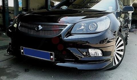 Chevrolet Epica I Restyling 2010 - 2012 Sedan #8