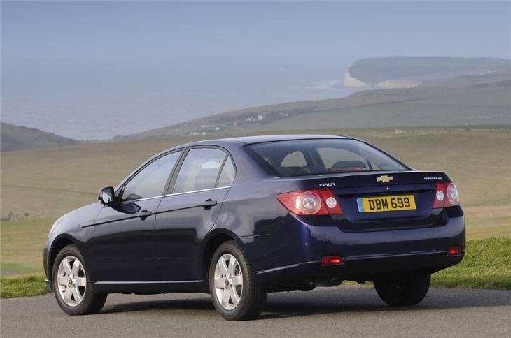 Chevrolet Epica I Restyling 2010 - 2012 Sedan #3