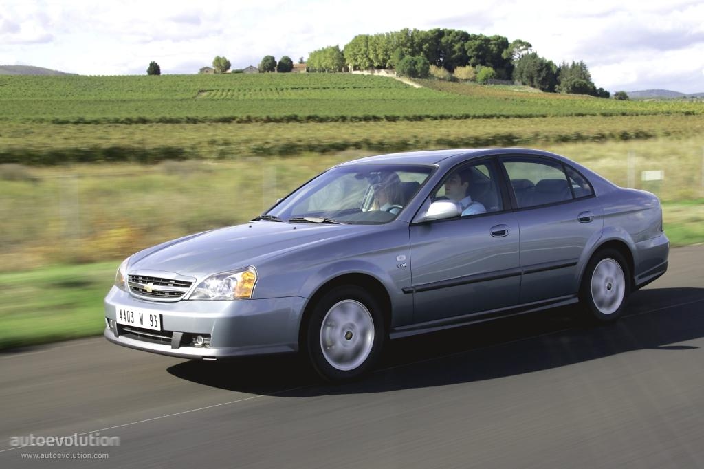 Chevrolet Evanda 2004 - 2006 Sedan #7