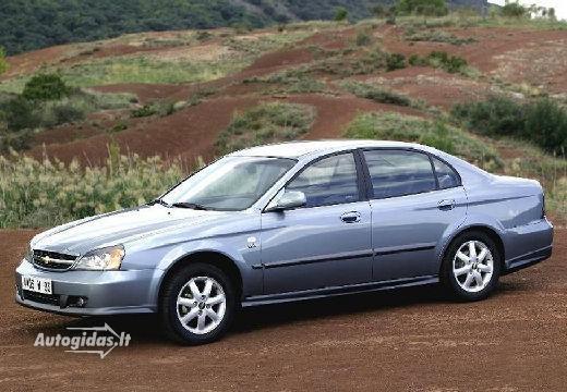 Chevrolet Evanda 2004 - 2006 Sedan #1
