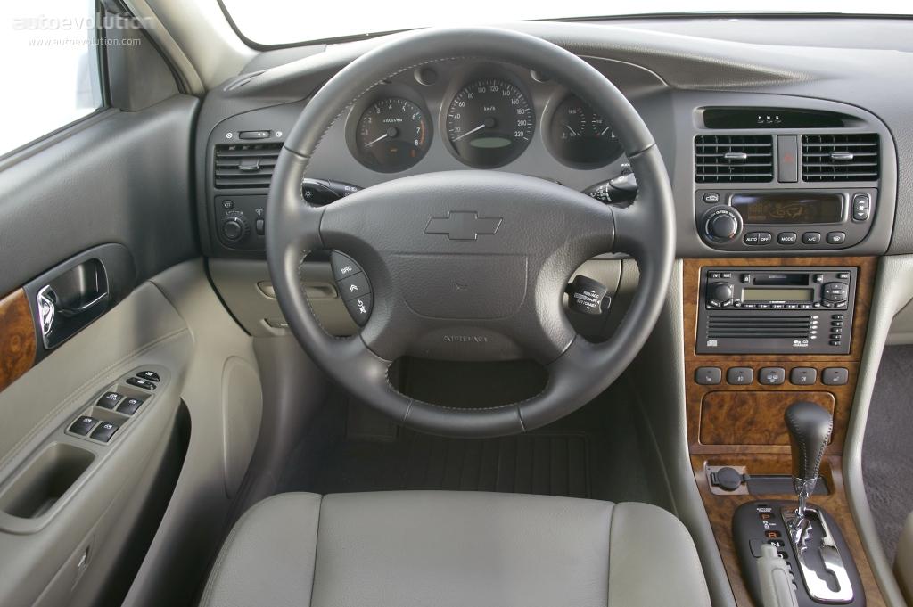 Chevrolet Evanda 2004 - 2006 Sedan #3