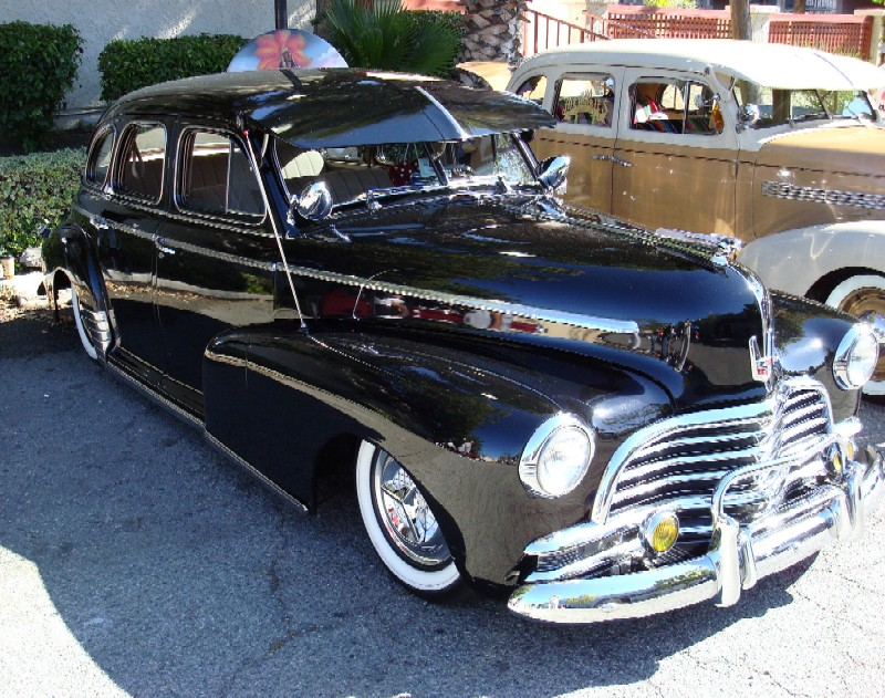 Chevrolet Fleetmaster 1946 - 1948 Cabriolet #3