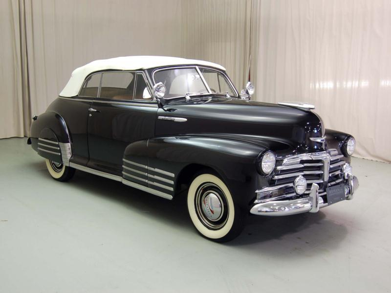 Chevrolet Fleetmaster 1946 - 1948 Cabriolet #8