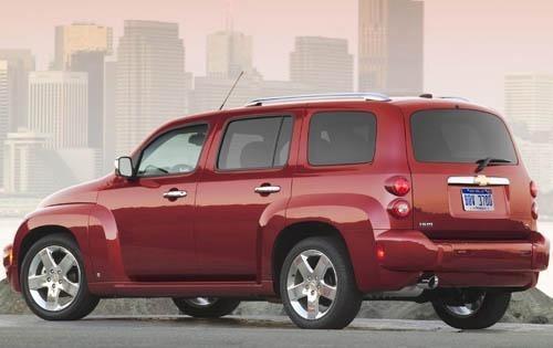 Chevrolet HHR 2005 - 2011 Station wagon 5 door #8