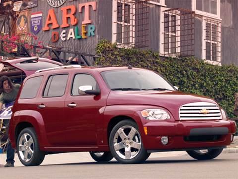 Chevrolet HHR 2005 - 2011 Station wagon 5 door #7