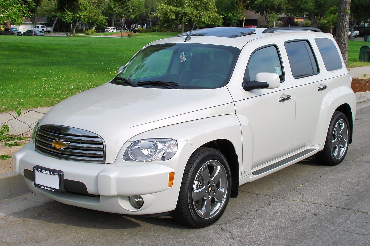 Chevrolet HHR 2005 - 2011 Station wagon 5 door #6