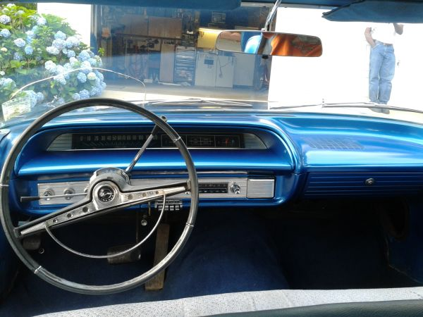 Chevrolet Impala IV 1964 - 1970 Cabriolet #7