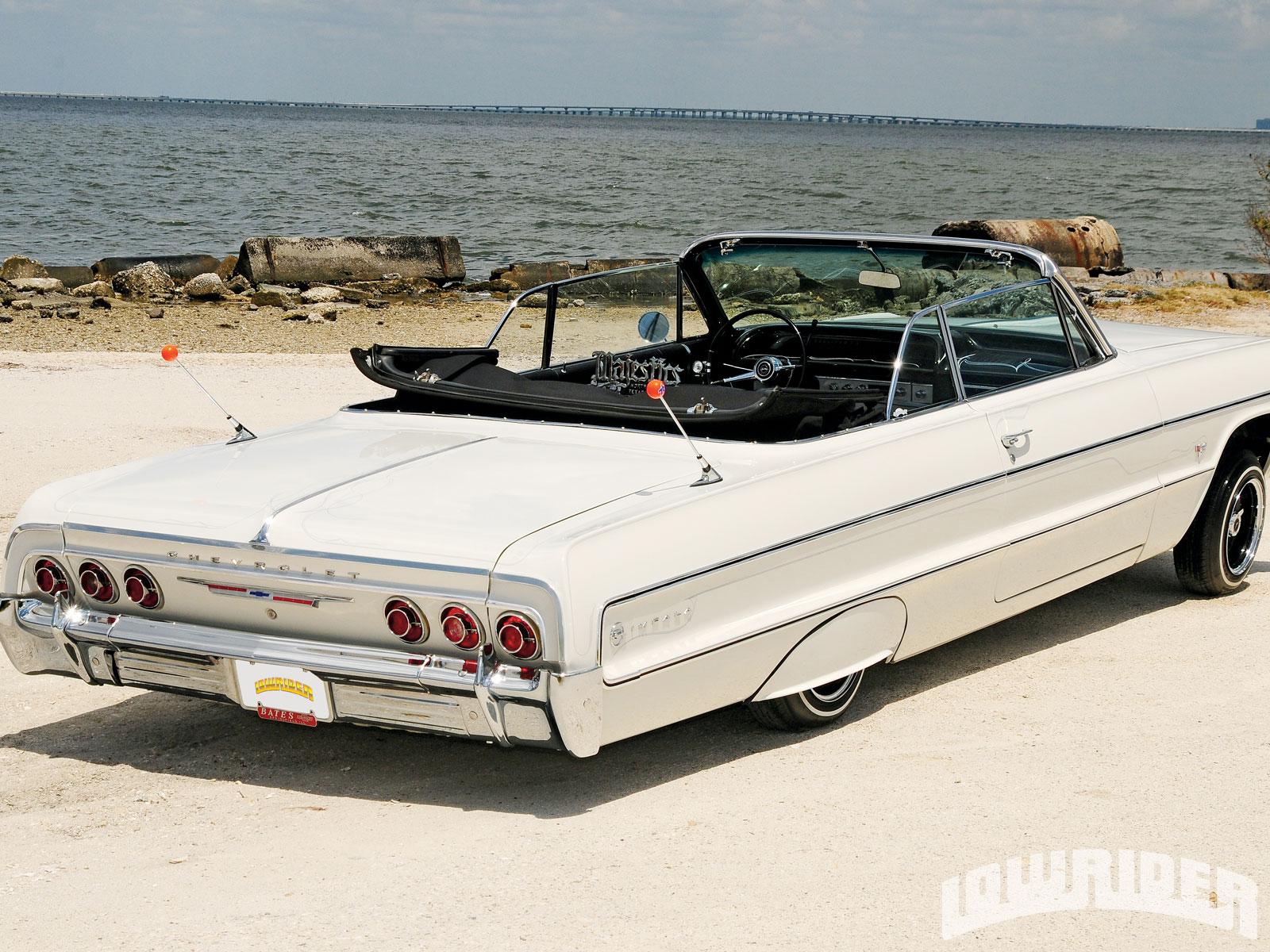 Chevrolet Impala IV 1964 - 1970 Cabriolet #5